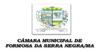 Câmara Municipal de Formosa Da Serra Negra
