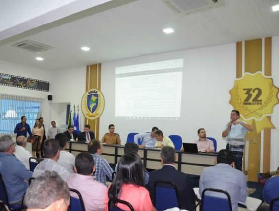 FAMEM, Governo e Defesa Civil traçam estratégias para socorrer municípios alagados