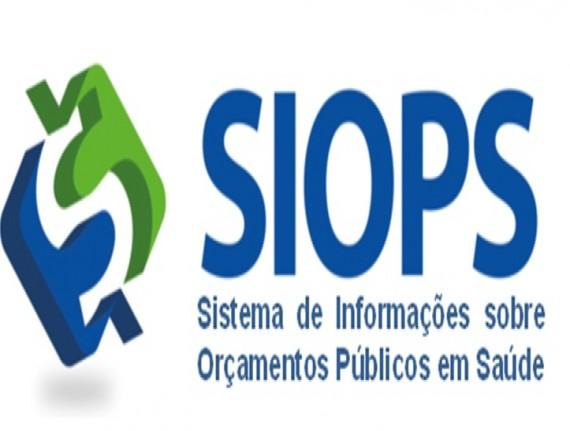 SIOPS: atraso na disponibilização da versão do SIOPS 1ºbim/2018.