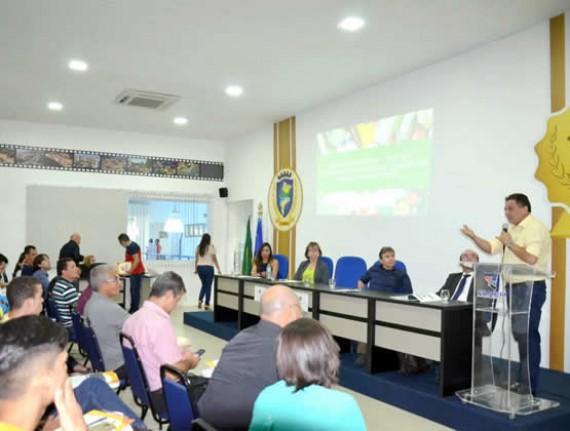 FAMEM promove I Seminário sobre  Gestão de Resíduos Sólidos