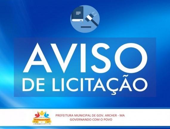 AVISO DE LICITAÇÃO - TOMADA DE PREÇOS Nº 005/2018