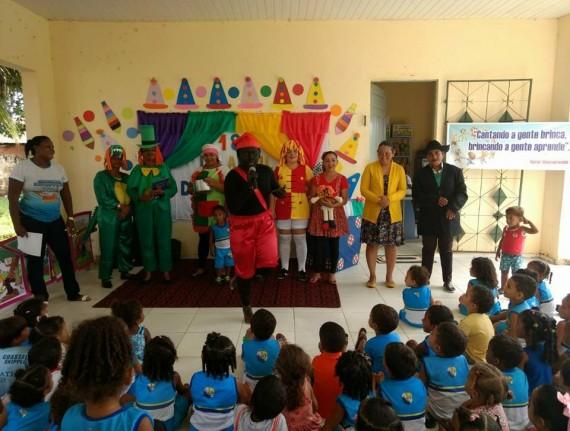 Escolas Municipais de Santa Inês realizam programação em comemoração…
