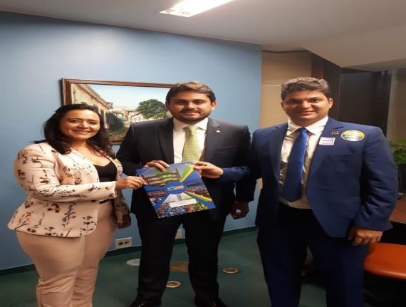 Famem quer apoio dos parlamentares para garantir recursos do bônus do pré-sal
