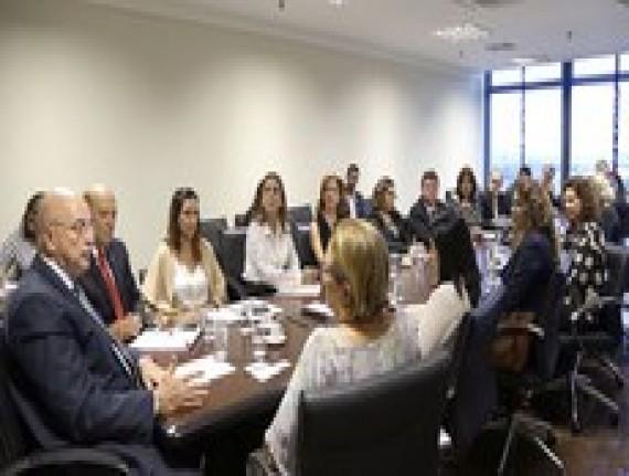 Osmar Terra quer atuação em parceria com secretários estaduais de assistência social