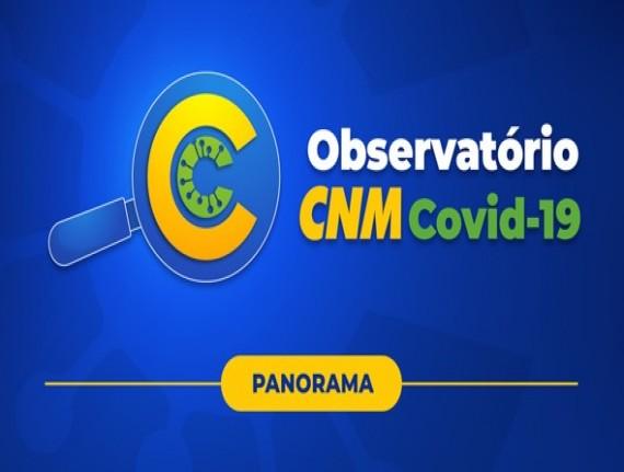 Pesquisa Covid-19: mais da metade dos Municípios deram início à vacinação por faixa etária