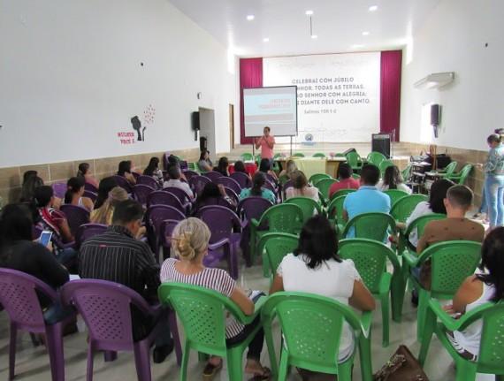 Igarapé Grande promove Jornada Pedagógica 2020