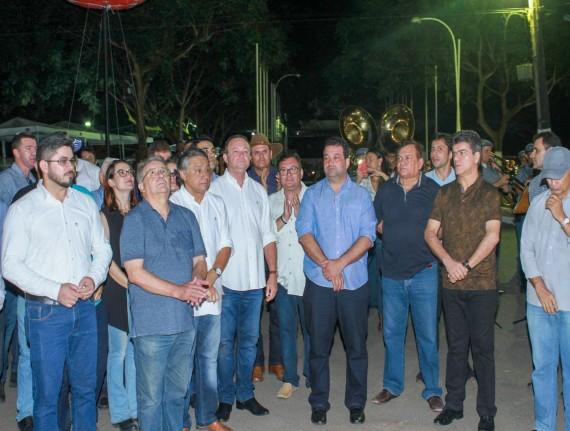 61ª Expoema tem espaço especial para recepção de prefeitos e prefeitas