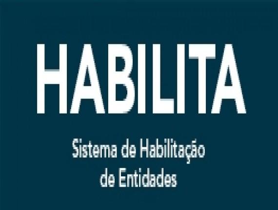 Habilita: Sistema de Habilitação de Entidades