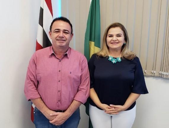Famem e Funasa em parceria pela melhoria da saúde do Maranhão