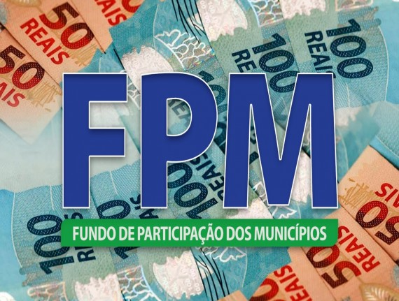 Municípios recebem repasse do FPM nesta sexta-feira; confira os valores
