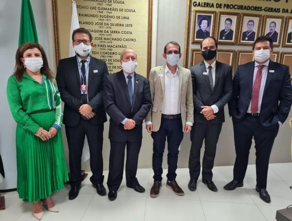 Famem participa de reunião com PGJ e entidades sobre pandemia e seus reflexos no comércio
