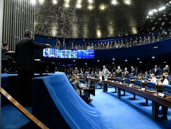 Senado aprova cessão onerosa e texto segue para sanção presidencial