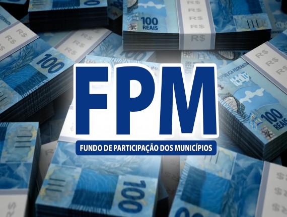 Segunda parcela do FPM entra nos cofres municipais na sexta, valor R$ 811 milhões