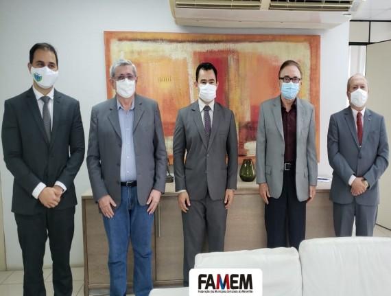 Presidente da Famem quer rede de controle como parceira na qualificação de gestores