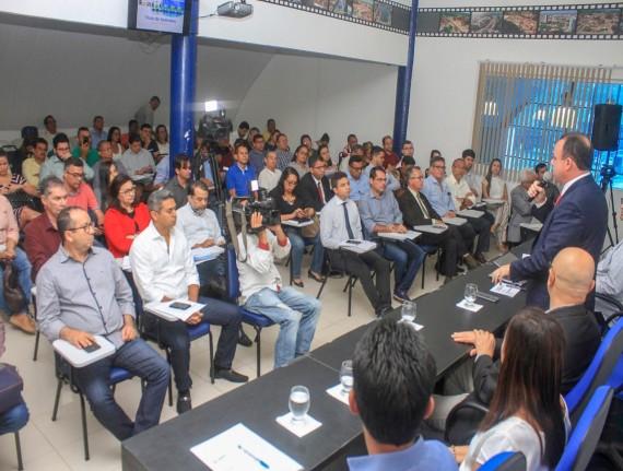Famem realiza seminário de qualificação de gestores para captação de recursos