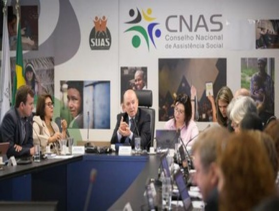 Ministério da Cidadania comemora a aprovação de R$ 870 milhões para Assistência Social
