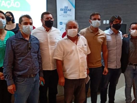 Fufuca Dantas é eleito presidente do Consórcio Intermunicipal Multimodal