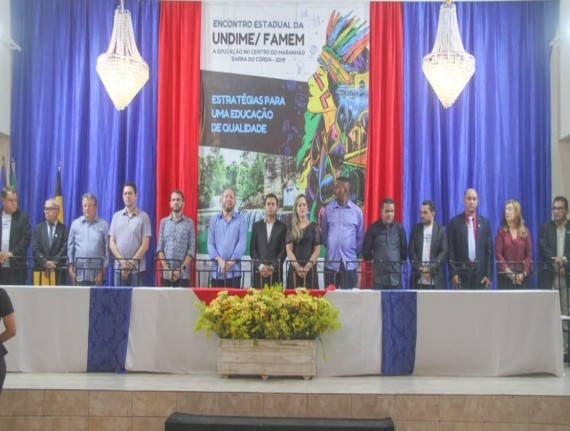 Prefeitos se reúnem no centro do Maranhão para debater qualidade e financiamento da Educação