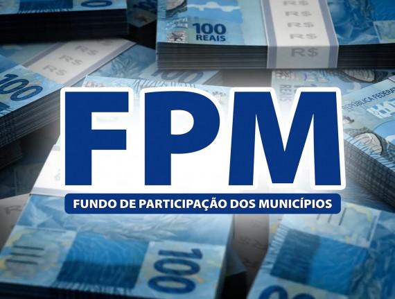 Segundo repasse do FPM, creditado nesta segunda-feira (20, é o menor do mês de setembro