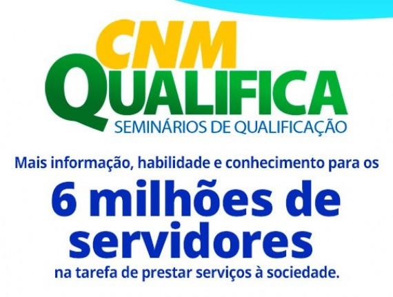 Agosto terá 20 cursos do CNM Qualifica em sete áreas da gestão municipal; confira a programação
