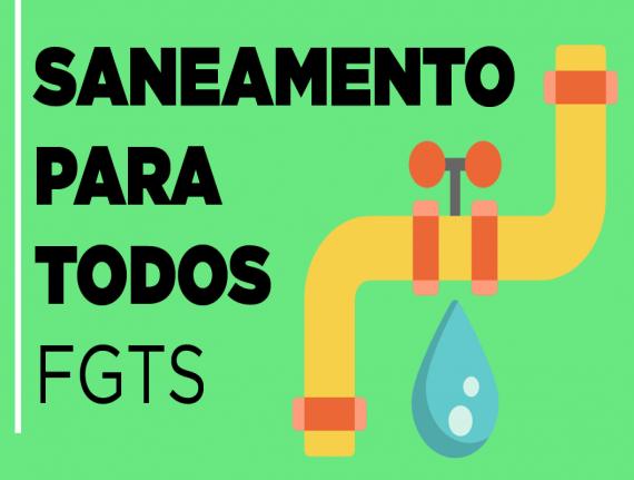 Processo Seletivo Contínuo – Saneamento para Todos/FGTS