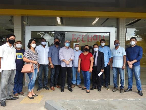 Deputados e prefeituras solicitam reabertura de agências do BB em São Luís e Gov. Archer