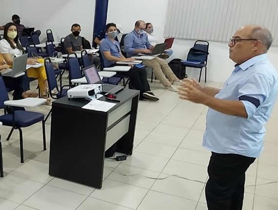 Famem e Incra promovem curso sobre cadastramento de imóvel rural