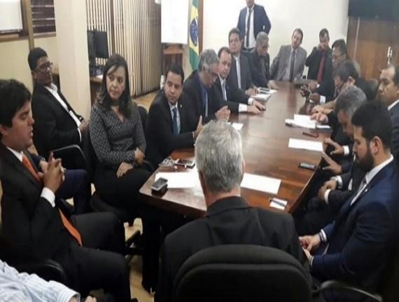 FAMEM, CIM e Deputados Federais juntos em Brasília na ANM em busca de recursos oriundos dos royalties da mineração