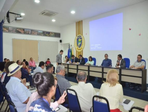 Definida a pauta pelos prefeitos, Tema vai a Brasília para organizar encontro com a equipe do governo…