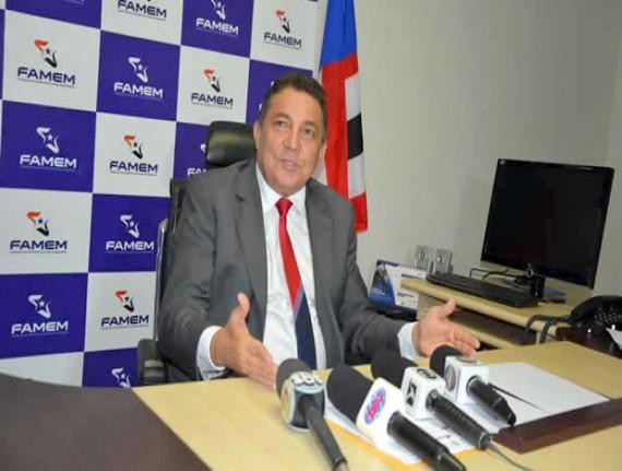 Fortalecimento do municipalismo credencia reeleição de Tema na FAMEM