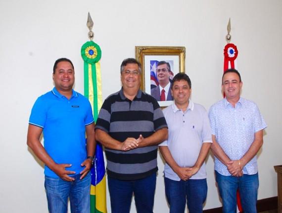 Famem mantém diálogo com o governador Flávio Dino m prol dos municípios