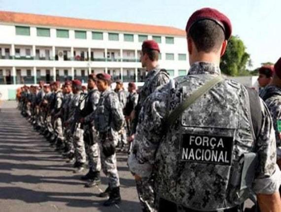 98 municípios maranhenses têm pedido de força federal aprovado para as eleições 2020