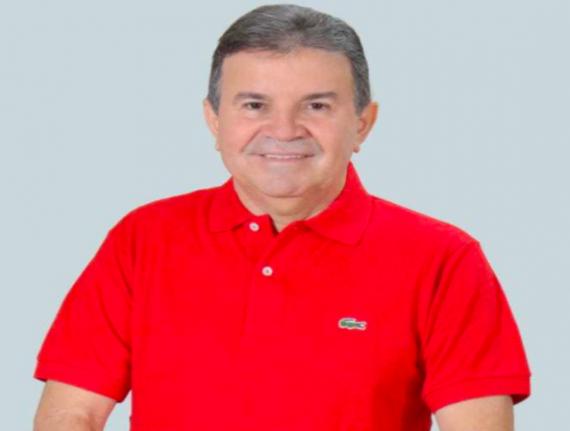 Nota de pesar pelo falecimento do ex-prefeito de Poção de Pedras, Gildásio Ângelo da Silva