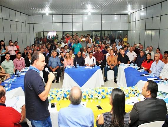 FAMEM prega união de esforços em torno da revitalização da barragem do Rio Flores