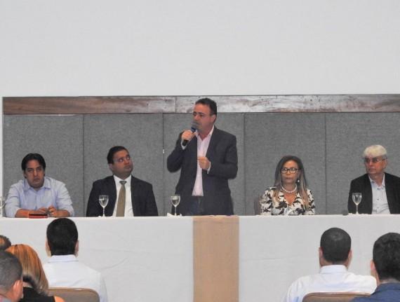Famem promove grande encontro para debater questões da saúde com colaboração do Ministério Público