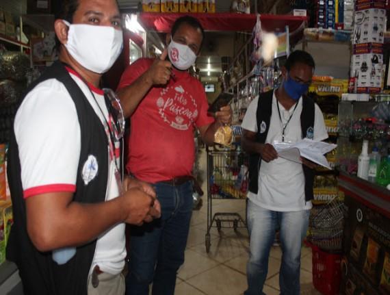 Godofredo Viana intensifica fiscalização do comércio local