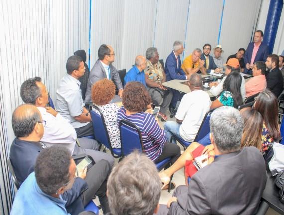 Famem abre diálogo com movimento sindical sobre pauta trabalhista