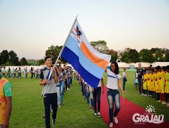 Prefeitura de Grajaú abre 27ª edição do Jogos Escolares Grajauenses