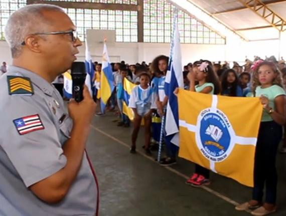 Abertura do II torneio do Programa Educacional de Resistência…