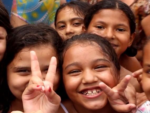 Manhã de diversão na escola Nova Aliança marca o dia das crianças