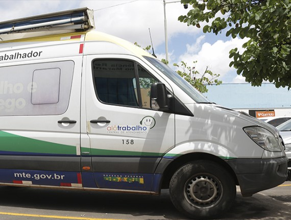 Unidade móvel do MTE fará emissão de carteira de trabalho em…