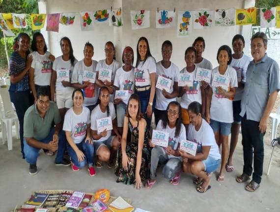 Prefeitura realiza reunião do PAIF em Caratiua