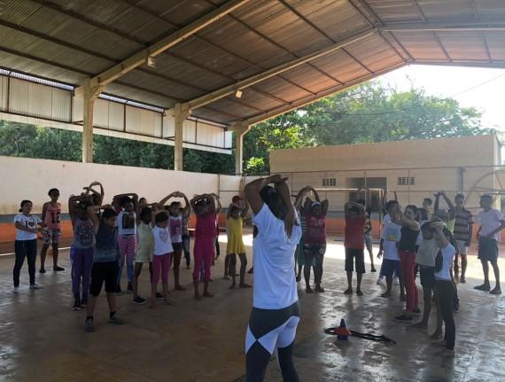 I Colônia de Férias da Convivência mobiliza moradores do Cumã, Santo Antonio e Sede