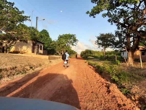 SERVIÇO DE MELHORIA DE VIAS URBANAS E RURAIS CONTINUA EM GUIMARÃES