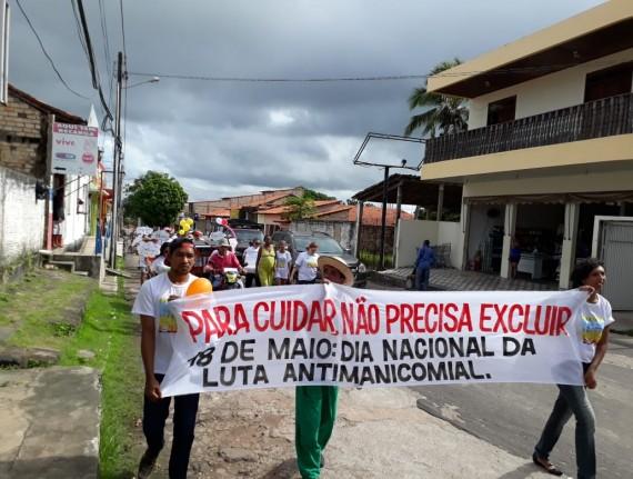 Realizada II Caminhada de luta antimanicomial em Guimarães