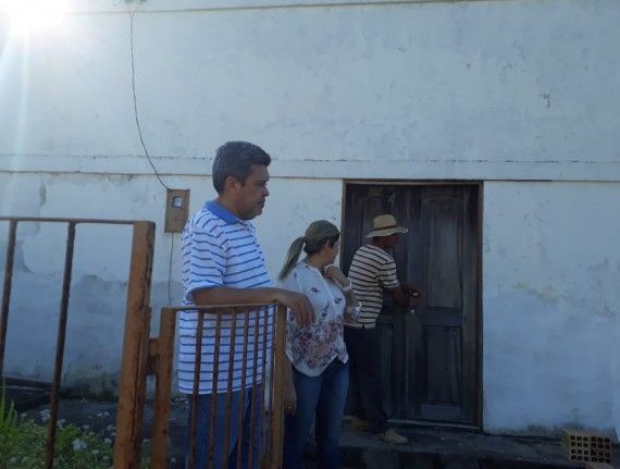 Osvaldo Gomes vistoria e busca soluções para Posto de Saúde do Cumã, creche Anjinhos de Deus e Cais…