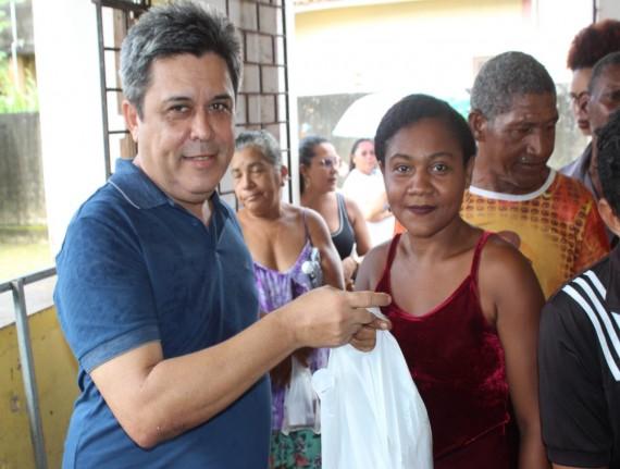 PROJETO GUIMARÃES MAIS ALIMENTOS DISTRIBUE MAIS DE 1 TONELADA…