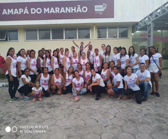 Amapá do Maranhão Maranhão fonte: painel.siganet.net.br