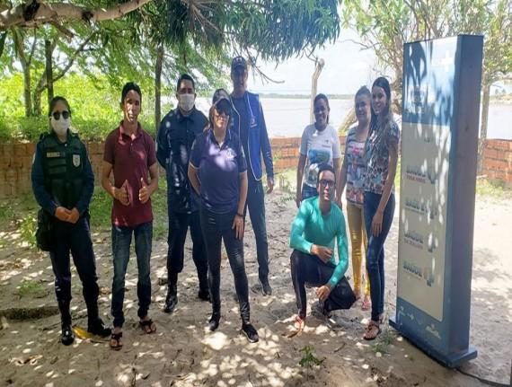 Araioses: Vigilância Sanitária com apoio da Guarda Municipal…