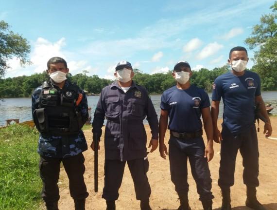 Guarda Municipal no combate ao coronavírus